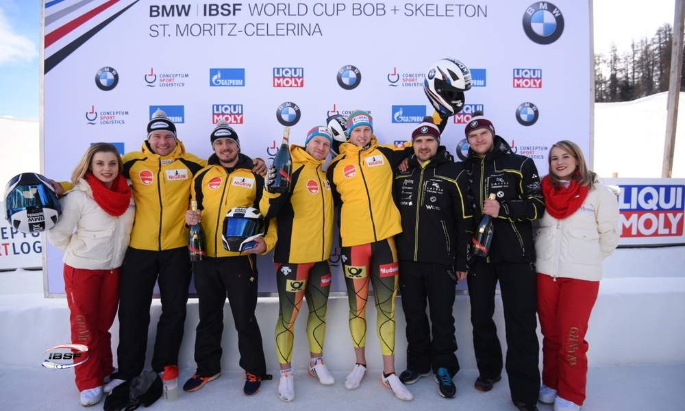 Ibsf International Bobsleigh Skeleton Federation