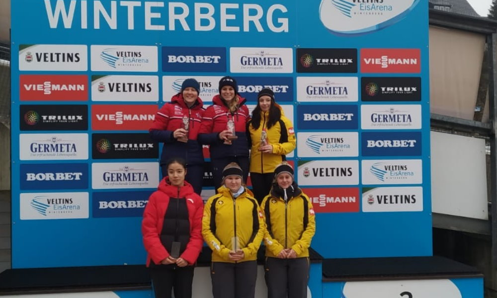 Photo: IBSF / Winterberg bobtrack