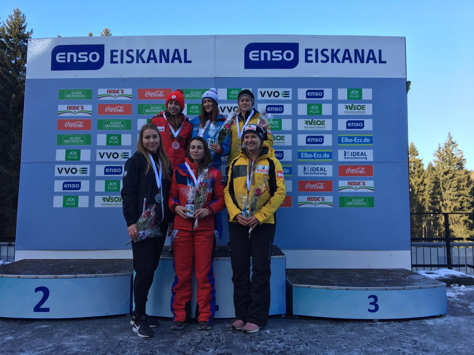 Junior EuroChamps 2020 WSkel Altenberg