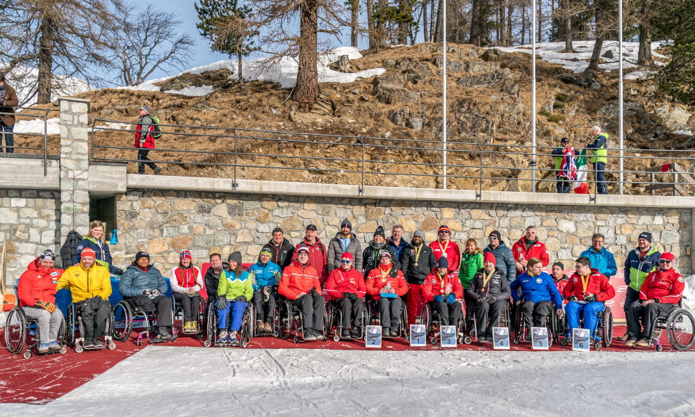 Photos: IBSF / Girts Kehris