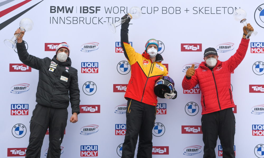 Photos: IBSF / Viesturs Lacis