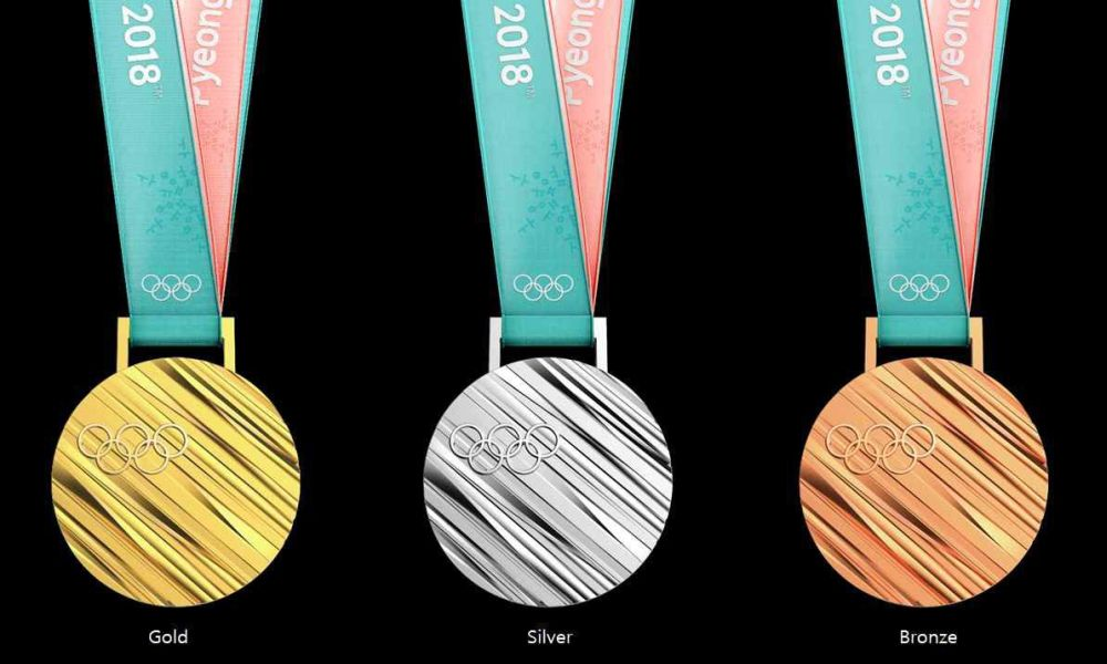 Pyeongchang 2020 Olympic Winter Games Medals By Country.Medals For Pyeongchang 2018 Olympic Winter Games Unveiled