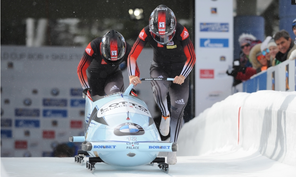 Photo: IBSF / Charlie Booker
