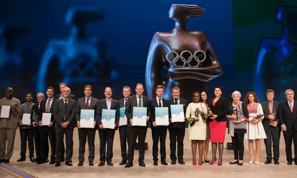 IOC Coaches Award 2018 10 05 awards thumbnail