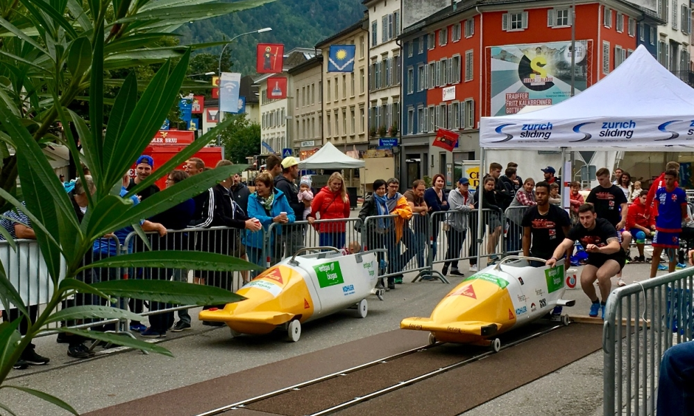 Photo: Swiss Sliding