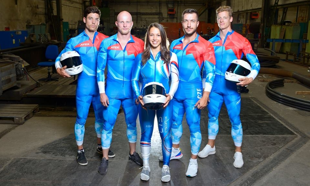 Photo: Czech Bobsleigh & Skeleton Federation