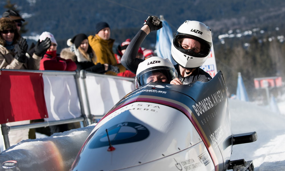 Belgium and the USA on the lookout for new Bobsleigh and Skeleton talents