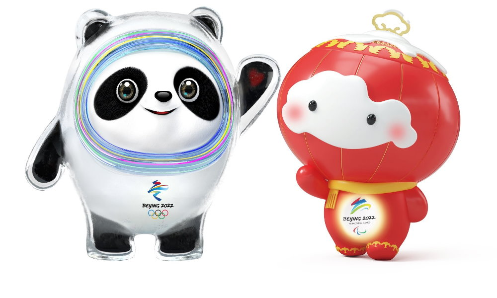 Beijing 2022 officially launches Olympic and Paralympic mascots