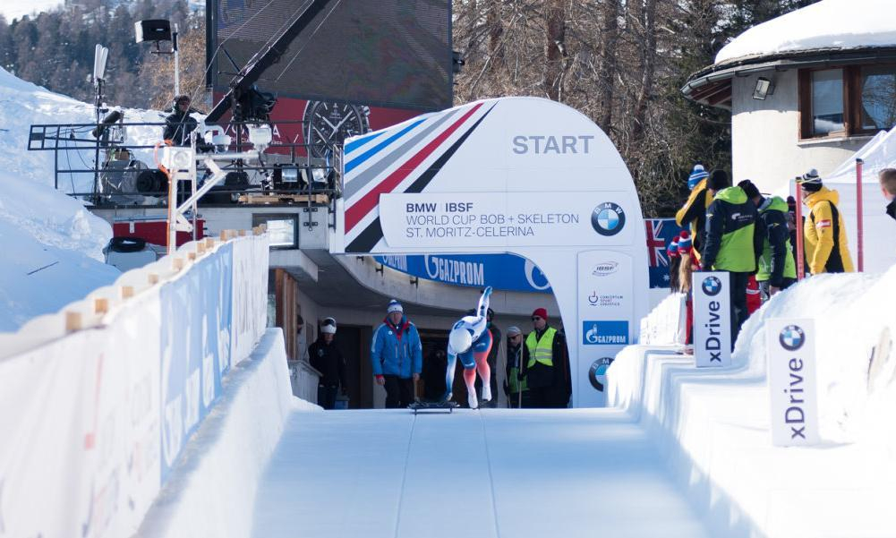 2023 IBSF Bobsleigh & Skeleton World Championships to take place in St. Moritz