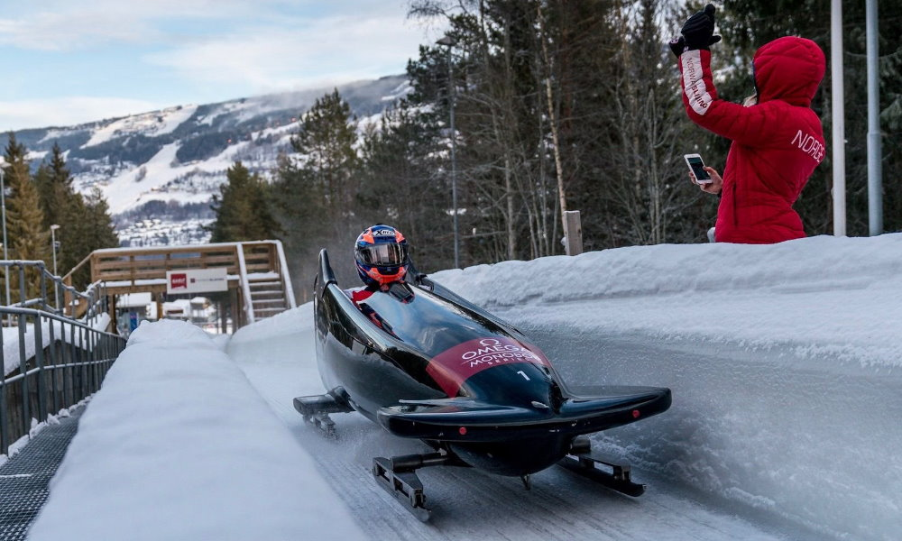 Para Bobsleigh School of NABSF and IBSF in Lillehammer