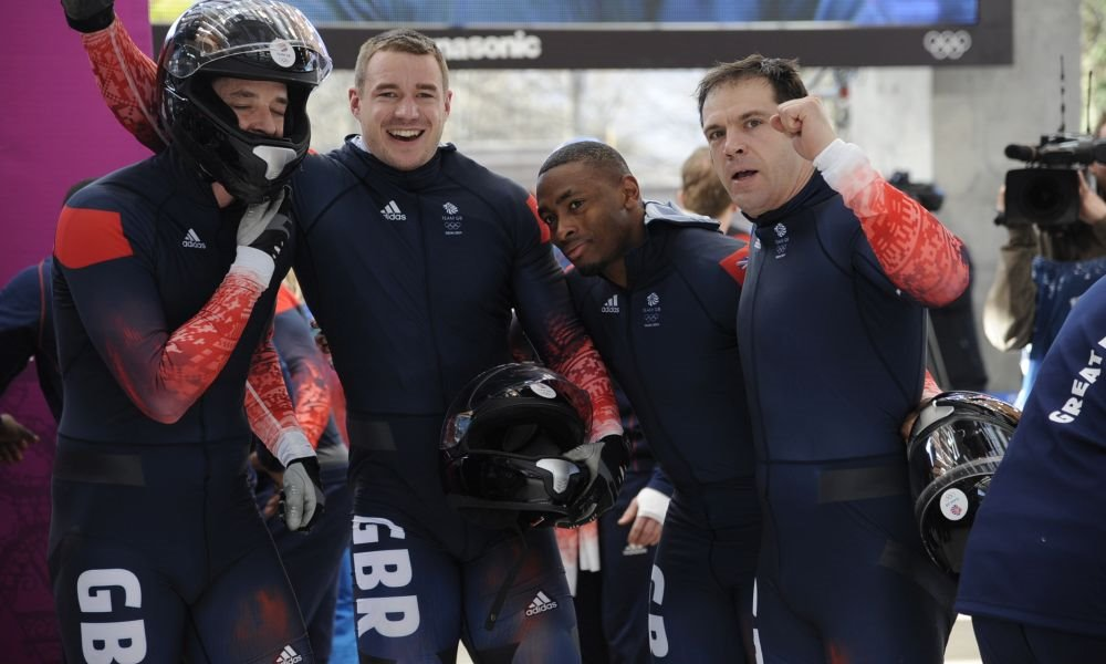 Team Jackson, GBR, Sochi 2014 - Photo: IBSF / Charlie Booker