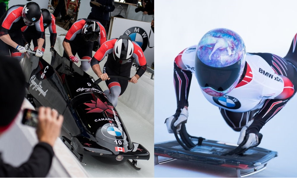 CAN Bobsleigh/Skeleton, Photos: Viesturs Lacis