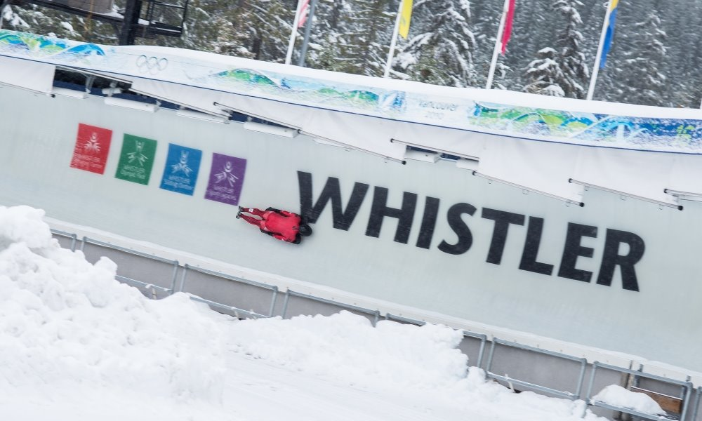 Whistler Sliding Centre on the lookout for Skeleton Head Coach