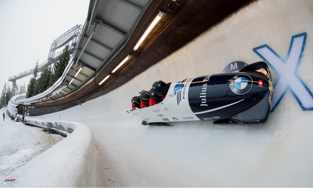 IBSF European Championships Bobsleigh & Skeleton 2021 in Winterberg