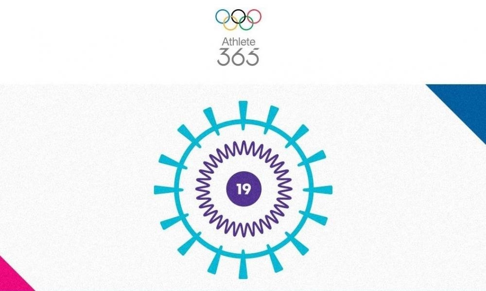 Logo: IOC / Athlete365
