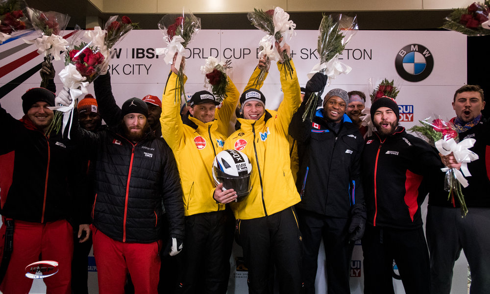 Podium 4man ParkCity Nov2017 Oluseyi Smith CAN