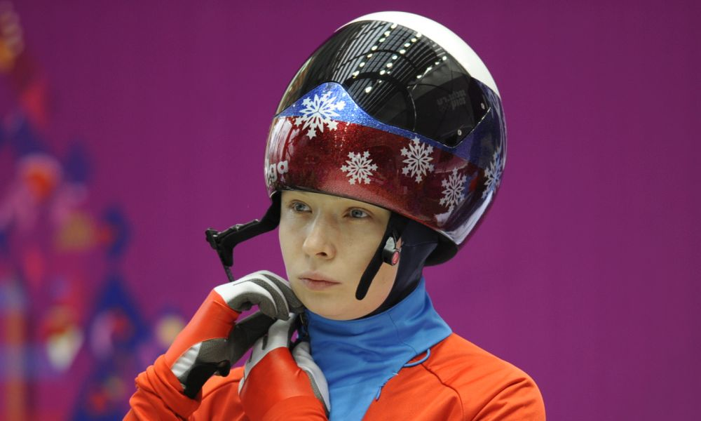 Olga Potylitsina, RUS, Photo: Charlie Booker