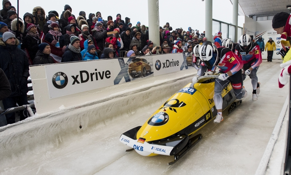 BMW IBSF Bobsleigh + Skeleton World Cup in Winterberg - the preview